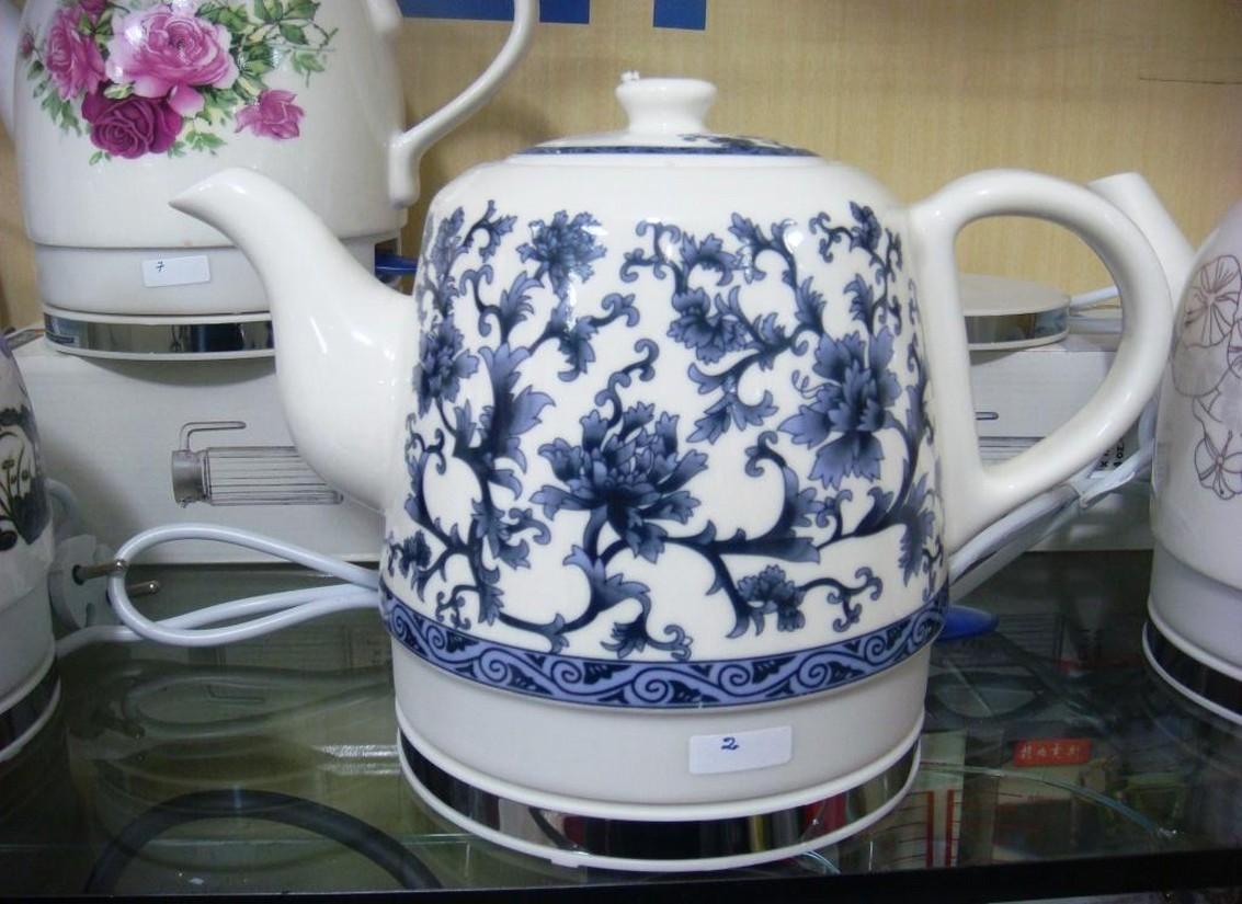 Lavandar Ceramic Tea pot