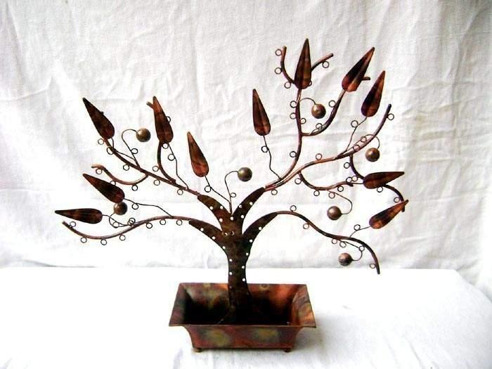 Metal Decorative Tree Wall Art