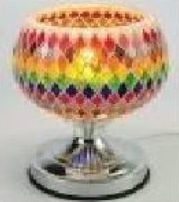 Muticolor Mosaic Fragrance Lamp