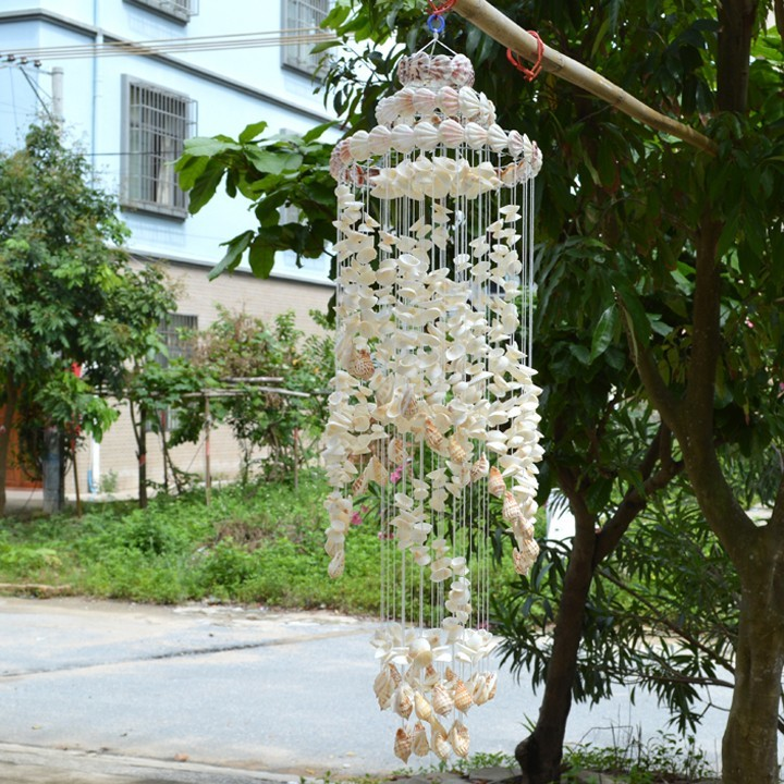 Natural Shell Craft Decoration Windchime