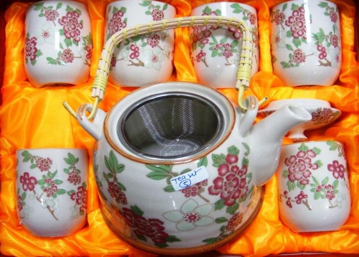 New Design Tea Pot