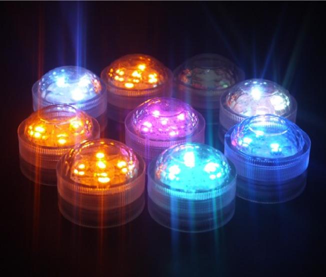 Other Color Diamond Knob lights