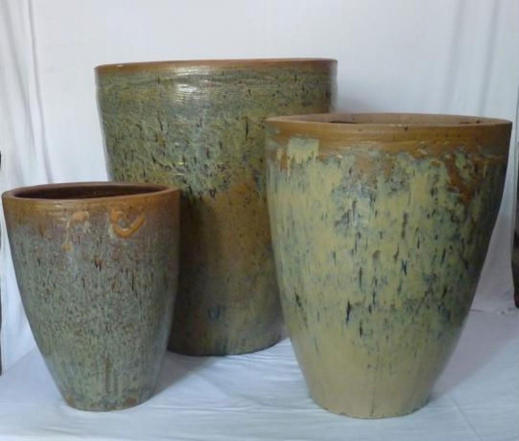 Simple 102cm Ceramic Earthenware Planter