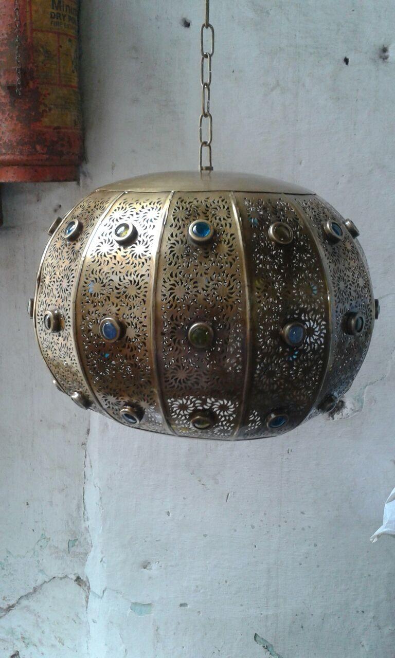 circular ancient design  Lantern