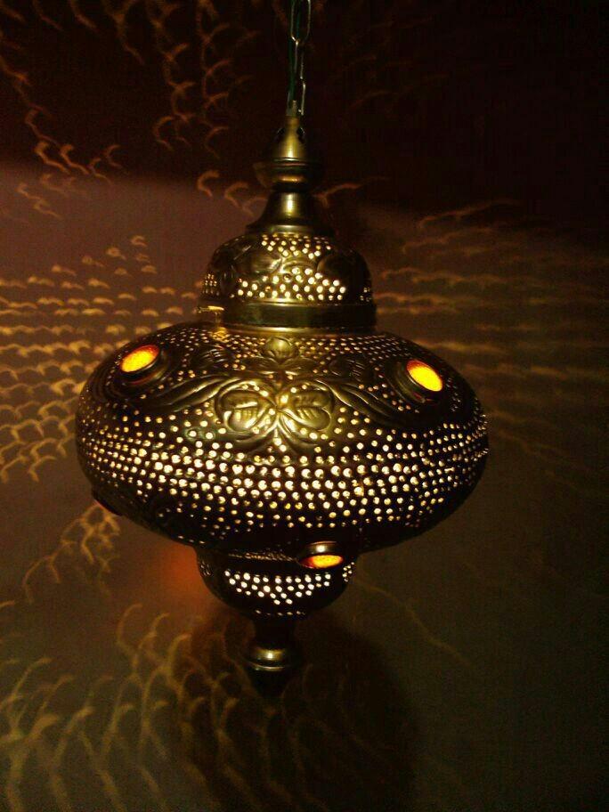 Arabic design lantern
