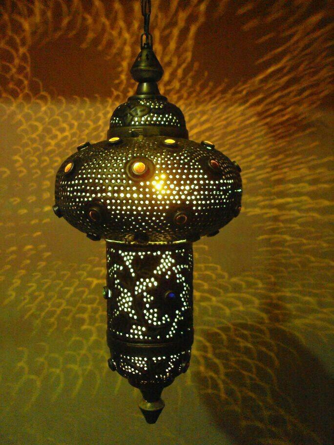 Unique design with disco light lantern