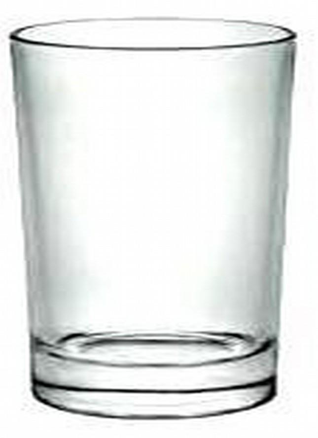 Small Bic Stelvio Glass Tumbler
