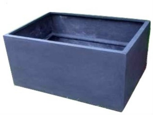 Superior Quality 23 Inch Height Fiberglass Planter