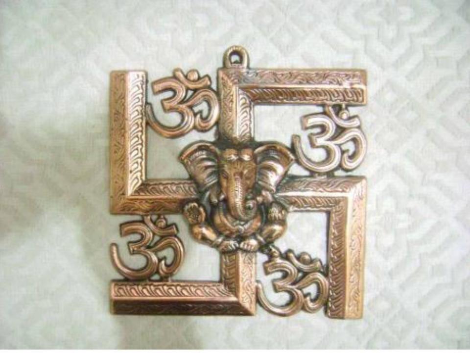 "Swastik Ganesh 8"""