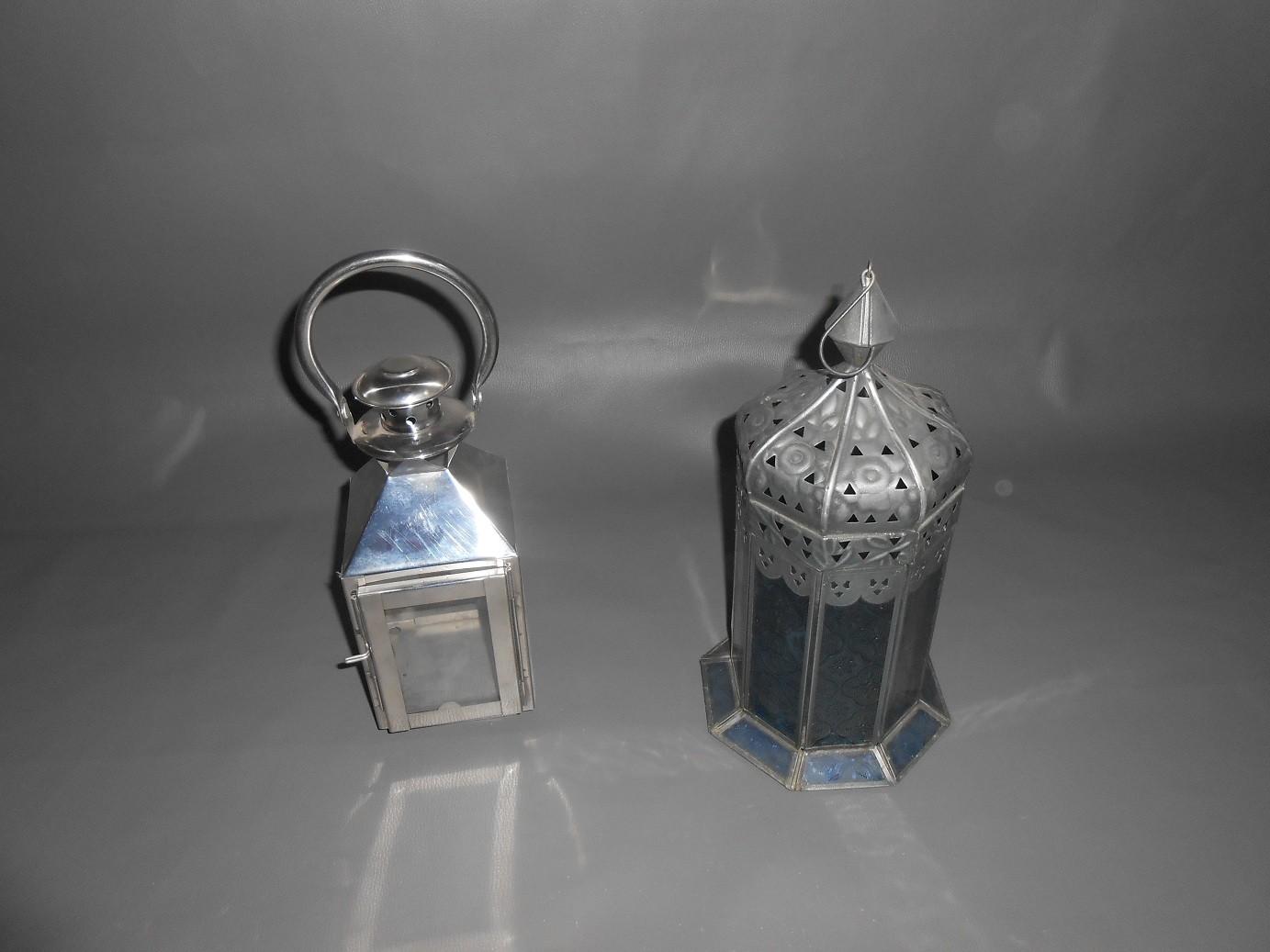 Traditional Iron Lanterns