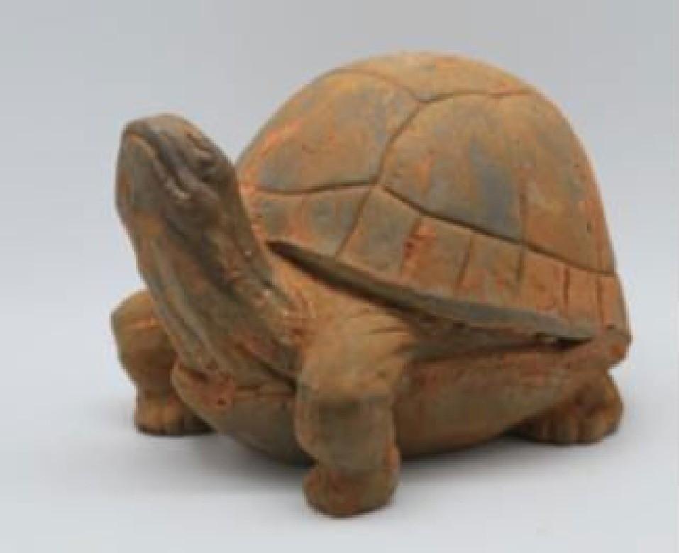 Turtle Rustic Cement Garden Ornaments