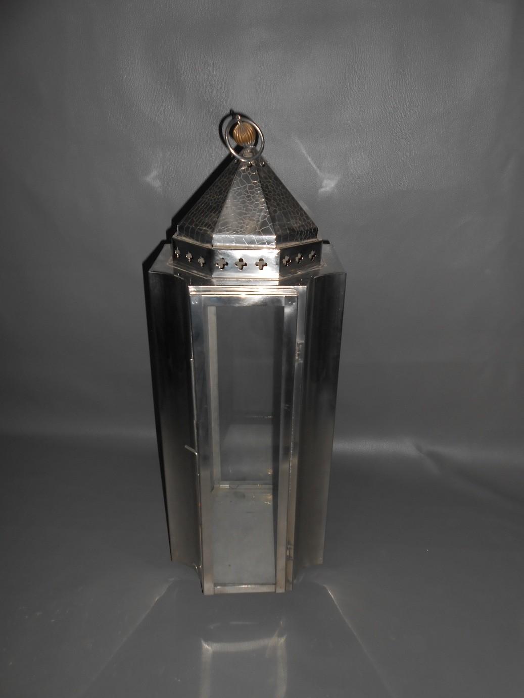 Upper Dome Steel Lanterns