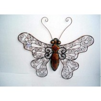 Butterfly Designed Wall Art