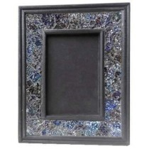 Black Colored Wooden Photo Frame