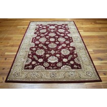 Hand Tufted  Silk Carpet,   Size- 8 X 12