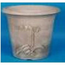 White Rock Stone Orchid Style Rotomould Pot