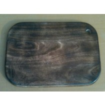 15'' x 10''Rose Wood Dark Wooden Chopping Board
