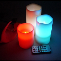 18-button remote control candle