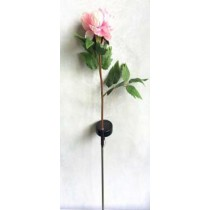 1 Peony- solar powered decoration garden flower light