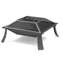 24 Inch Spare Portable Fire Pit for outdoor patio