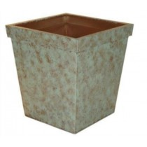 Antique Metal Planter Size 25x25x22 CM