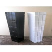 Dice design Designer Fiberglass Vases