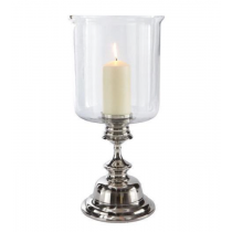 Attractive lamp shape with stand candle holder