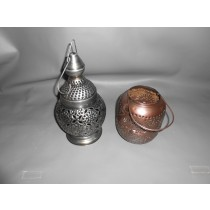 Antique Copper Lanterns-Small Size