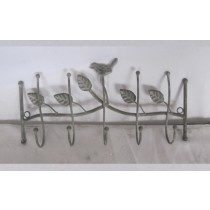Bird Design Wall Hook