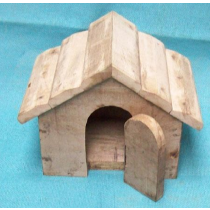 Bird House With Door