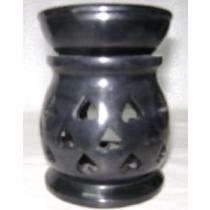 Black Color Soapstone Aroma Diffuser