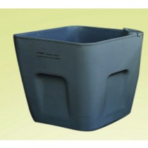 Grey Finish 23.5 cm Self Watering Planter