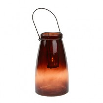Brown Gradient Lantern