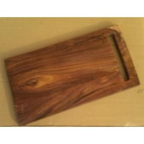 Brown Rosewood Wooden Chopping Board