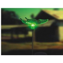 Butterfly solar lights