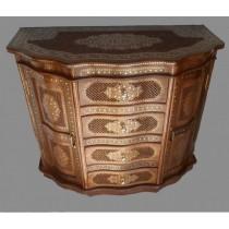 "Sheesham Wood Cabinet-42"""