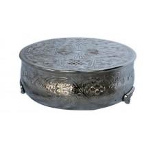 Circular Design Aluminum Cake Stand