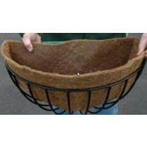 Coco basket with ring