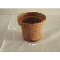 Coco seedling cup