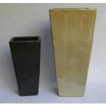 Creamy White 91cm Ceramic Planter
