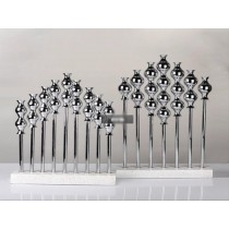 Creative metal Instrument Decor