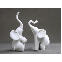 Cute Elephant  bookends