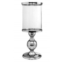 Cylinder  lamp shape candle holder