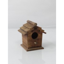Wooden Decorative Bird House