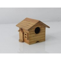 Wooden Craft Decorative Bird House