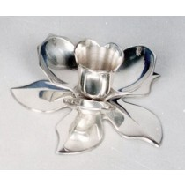 Lotus Shaped Candle Stand With 1 Light
