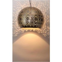 Daisy net etch Decorative lamp
