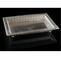 Decorative Rectangular Tray