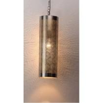 Design  classic 'circular-cropped' pendant lamp.