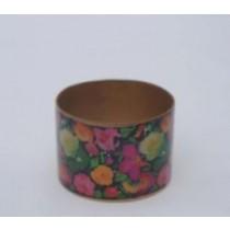 Iron Napkin Ring multi color design